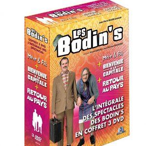 Les Bodin's - L'intégrale des spectacles