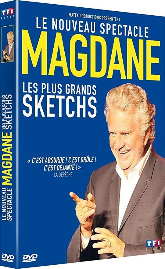 Roland Magdane - Les plus grands sketchs