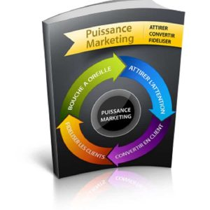 Puissance Marketing. Attirer, Convertir, Fidéliser