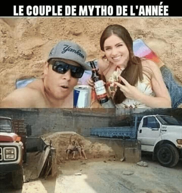 Le couple de mytho de l'année