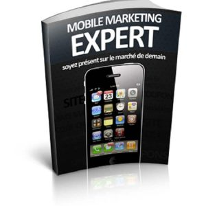 Mobile Marketing Expert Droit De Revente Maître