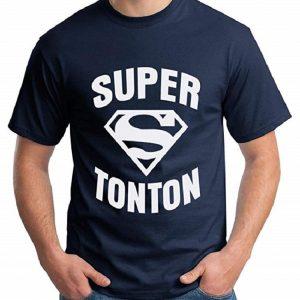 Super Tonton. T-Shirt Homme