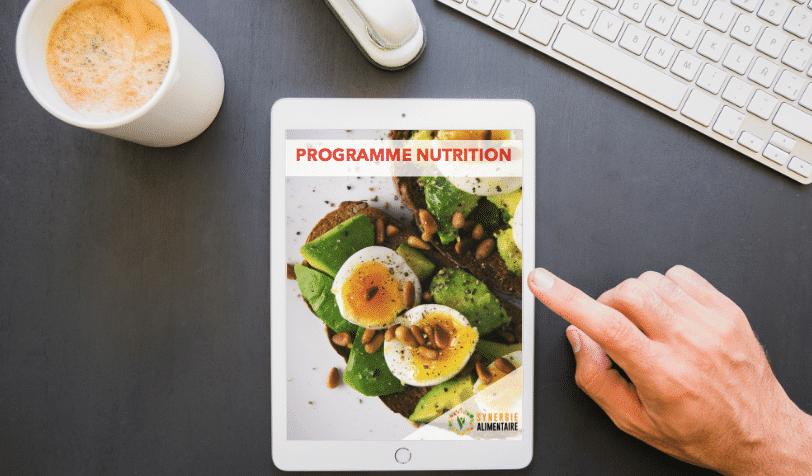 Méthode nutrition synergie alimentaire