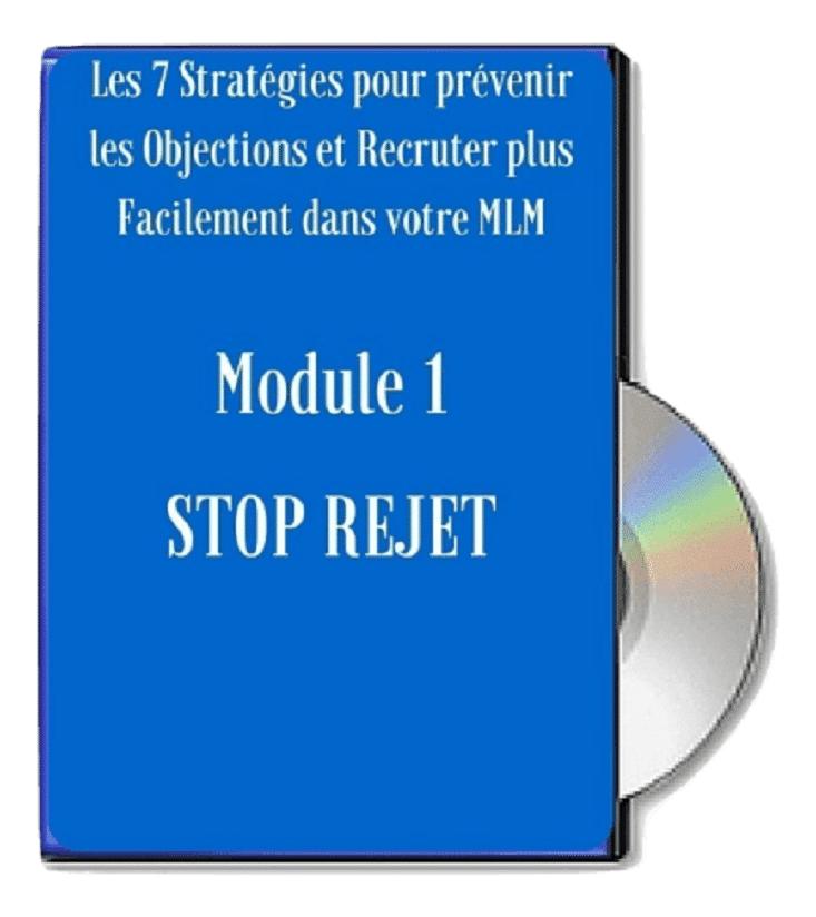 Module 1 - Stop Rejet