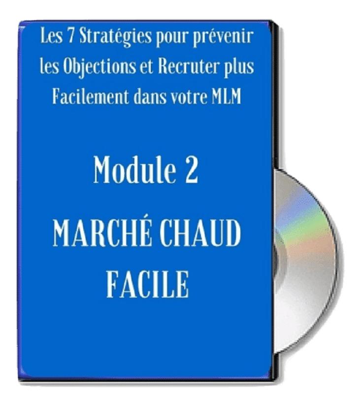 Module 2 - Marché Chaud Facile