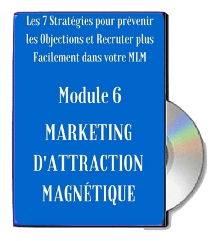 Module 6 - Marketing d'Attraction Magnétique