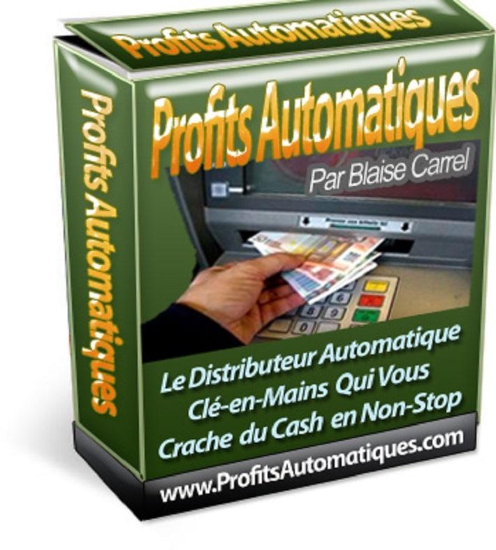 PROFITS AUTOMATIQUES
