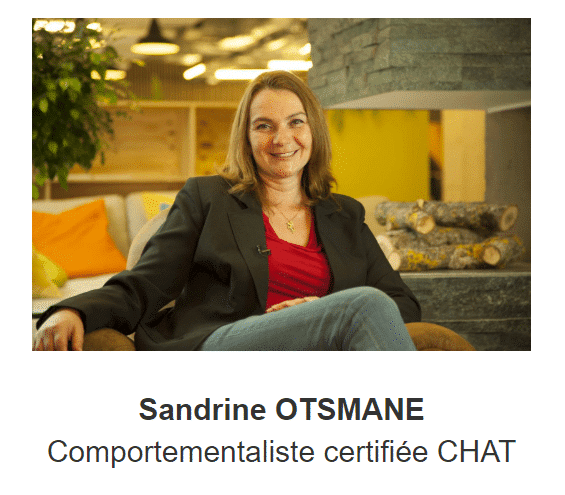 Sandrine OTSMANE Comportementaliste certifiée CHAT